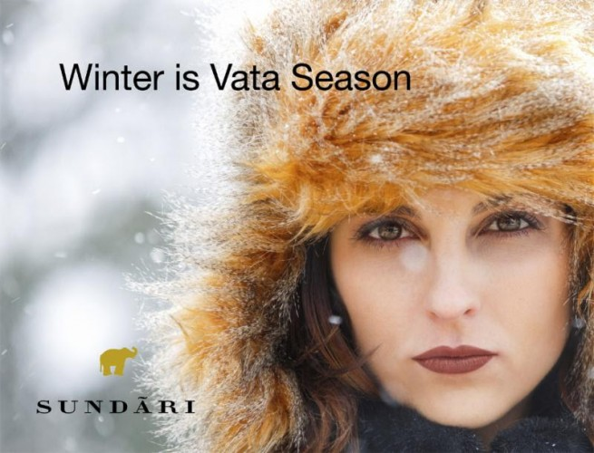 Winter is Vata Season